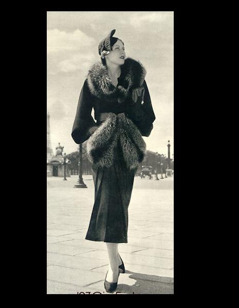 Femme vintage 019