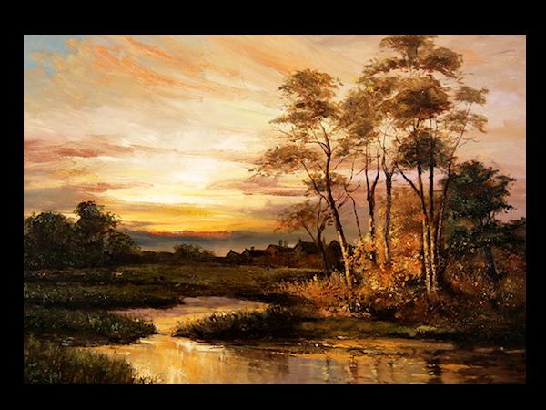 Village - automne