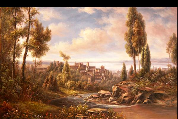 Village 1 - automne