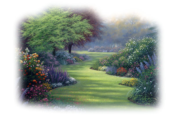 Tubes paysages page 5 for Paysage de jardin