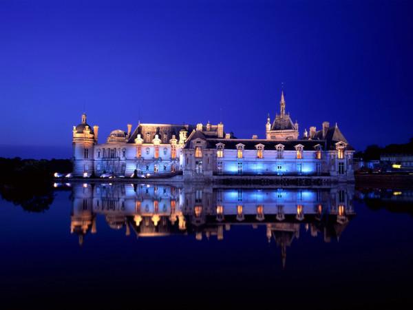 Château (reflet) 01