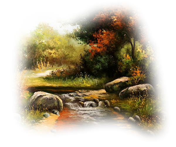 Ruisseau 2 - automne