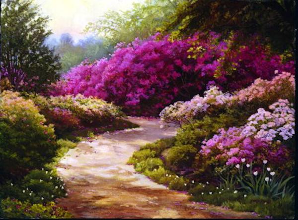 Buisson fleuri 01
