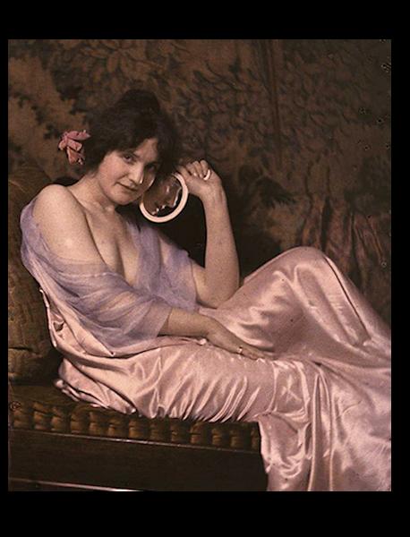 Femme vintage 035