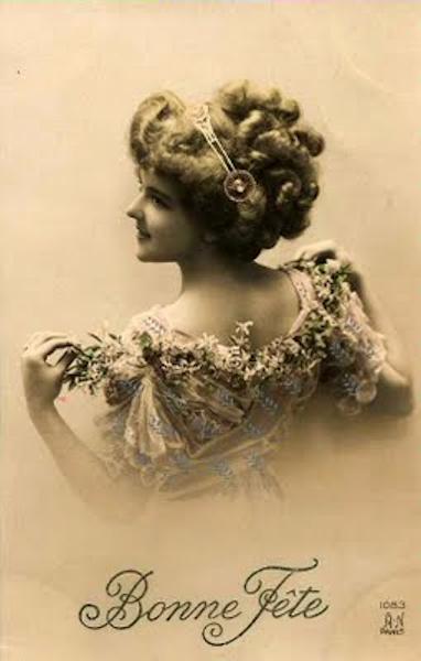 Femme vintage 067