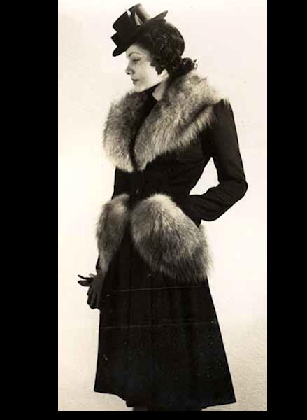 Femme vintage 061
