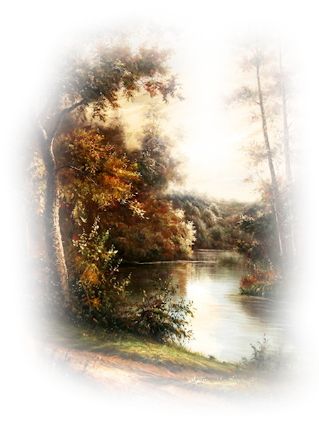 Tranquille - automne