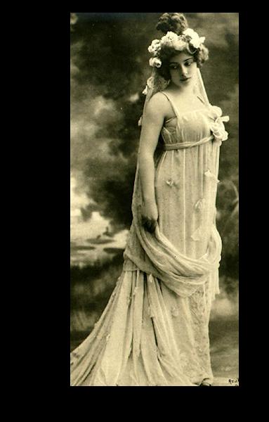 Femme vintage 073